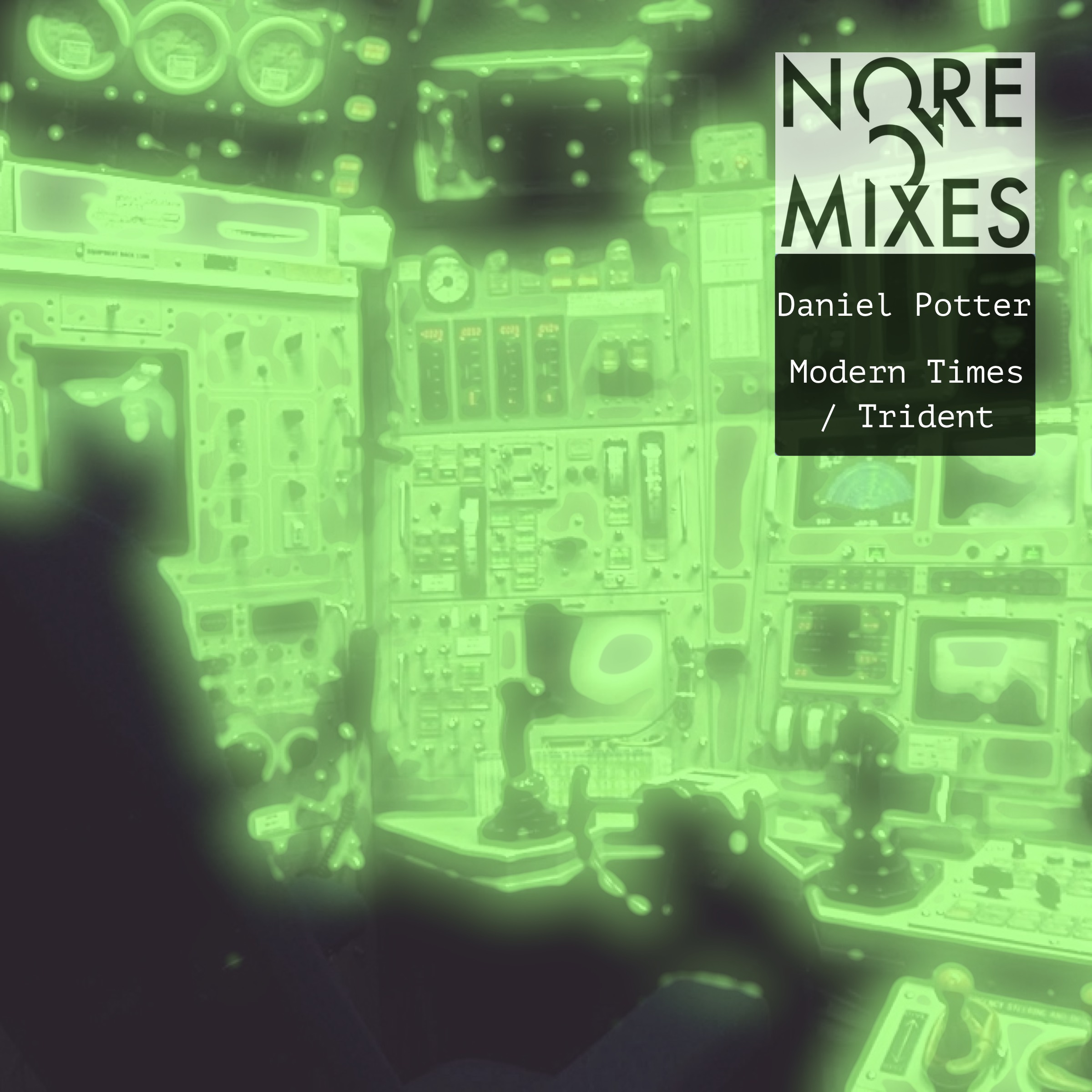 Daniel Potter – Modern Times/Trident (nore003)